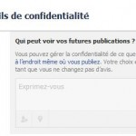 restreindre publications facebook