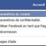 desactiver compte facebook