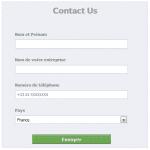 contact facebook