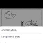 sauvegarder photo facebook android