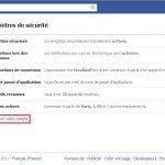 comment désactiver un compte facebook