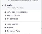 blocage facebook