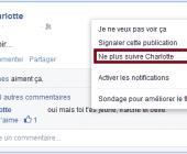 bloquer ami facebook