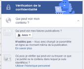 bloquer posts facebook