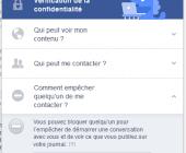 bloquer quelqu'un sur facebook