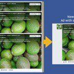 publicités facebook social context