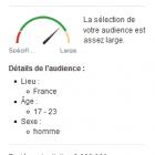 audience potentielle facebook