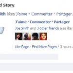 news feed story facebook