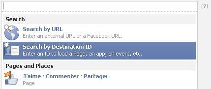 Publicité facebook vers un site externe