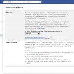 Bloquer les publicités facebook