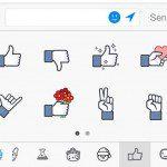icones facebook