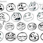 Nouveaux smileys facebook par pixar