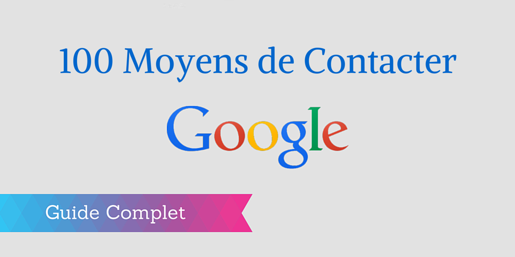 contact google