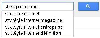 stratégie marketing sur internet