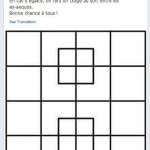 carrés cora facebook buzz