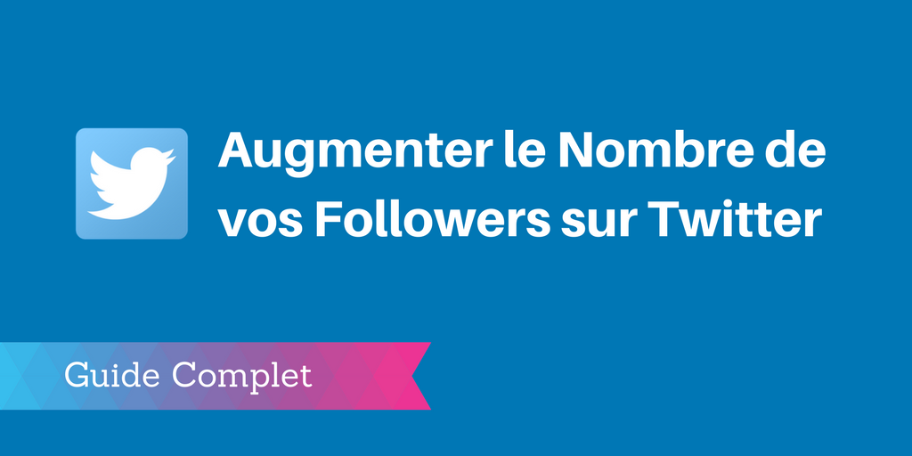 augmenter followers twitter