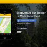 Bobler : le Réseau Social Vocal