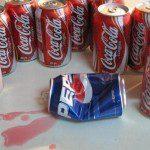 coca a tué pepsi