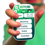 Les téléphones portables pour enfant