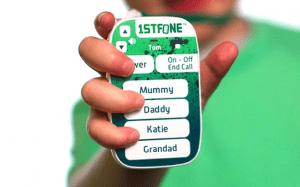 telephone pour enfant