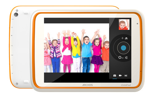 tablette childpad archos