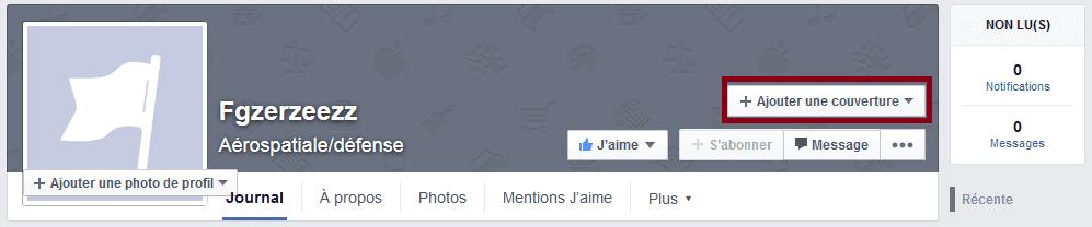 couverture facebook