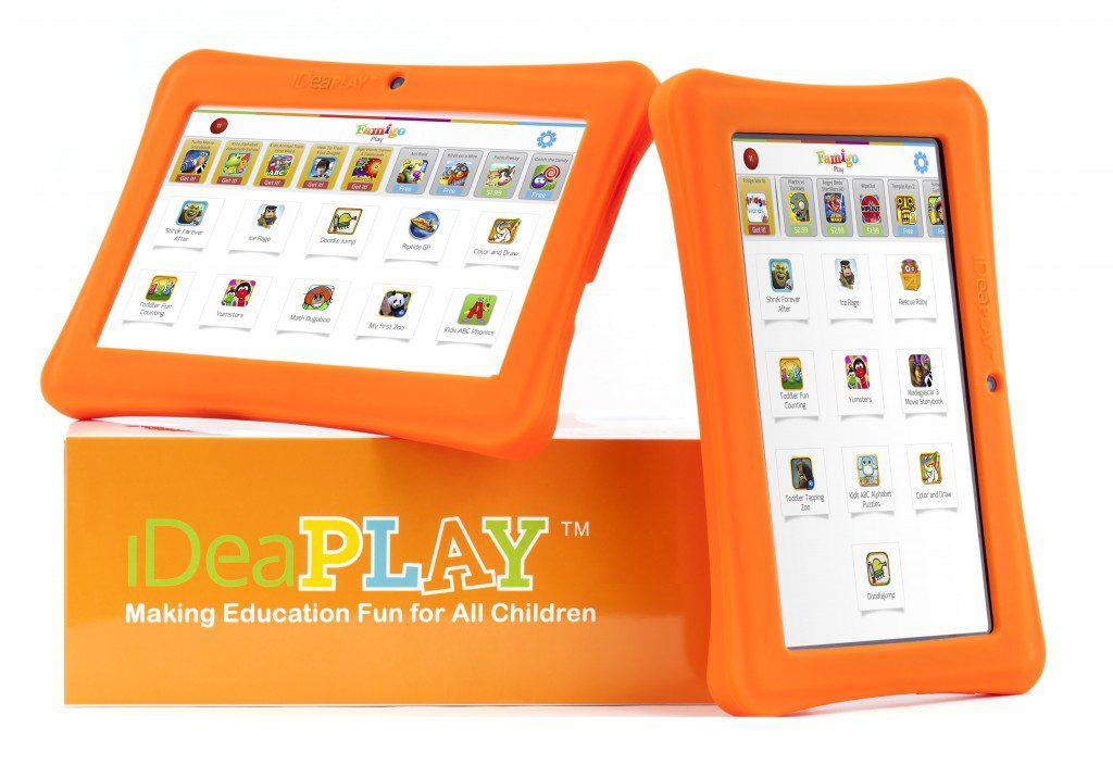 tablette ideaplay famigo