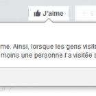 j'aime facebook