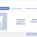 telecharger une photo pour sa fanpage