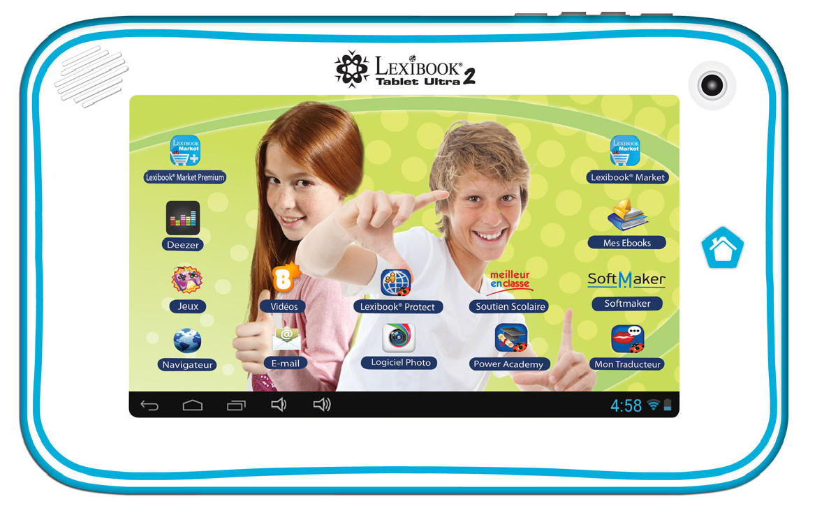 tablette ultra 2 lexibook