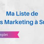 Les Meilleurs Blogs Marketing : 45 Blogs à Suivre