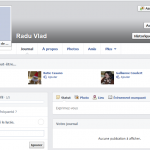 compléter son profil facebook