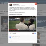 publicité google+