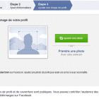 créer un profil facebook