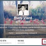 modifier sa photo de profil twitter