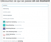trouver twitter