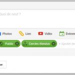 interface google plus