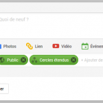 interface google plus