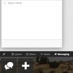 chat myspace