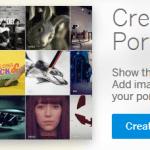 créer un portfolio sur myspace