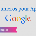 Comment Contacter Google par Téléphone ?