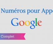 téléphone google