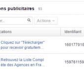 call-to-action publication facebook