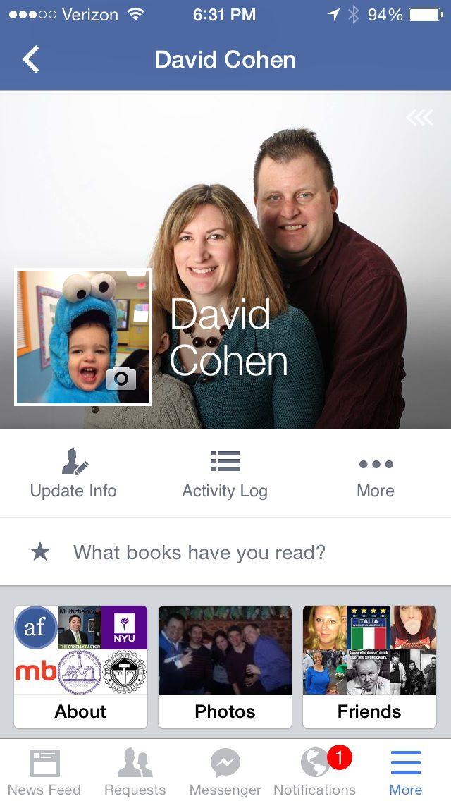facebook mobile