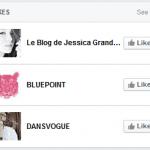 pages aimées par page facebookpages aimées par page facebook