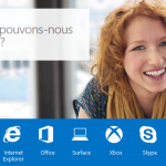 Comment Contacter Microsoft ?