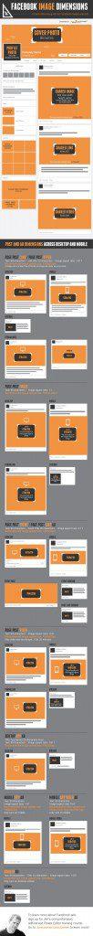 dimensions des images facebook
