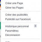 signaler problème facebook