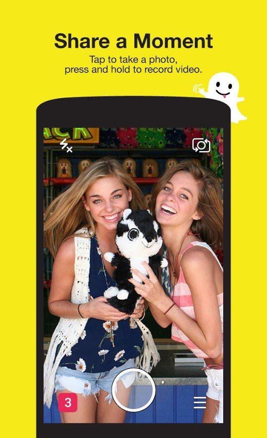snapchat sms gratuits