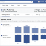 Facebook lance les Facebook Audience Insights